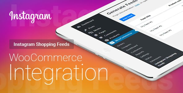 WooCommerce — Instagram Shopping Фиды
