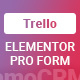 Elementor Pro Form Widget – Trello – Integration