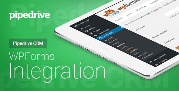 WPForms – Pipedrive CRM – Integration