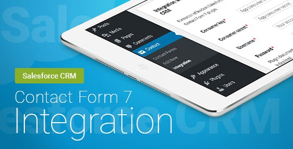 Contact Form 7 – Salesforce CRM – Integration