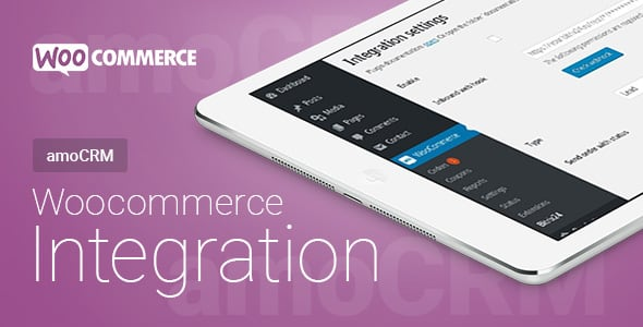 WooCommerce – amoCRM – Integration