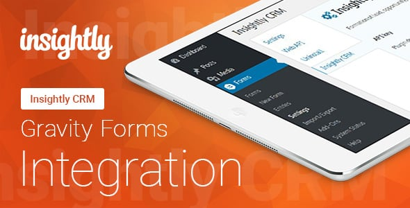 Gravity Forms – Insightly CRM – Integration