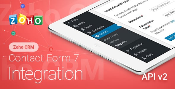 Contact Form 7 – Zoho CRM – Integration